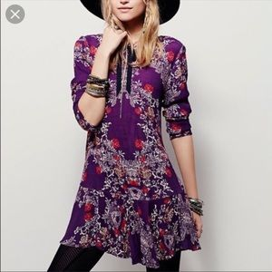 Free People Swing Dress